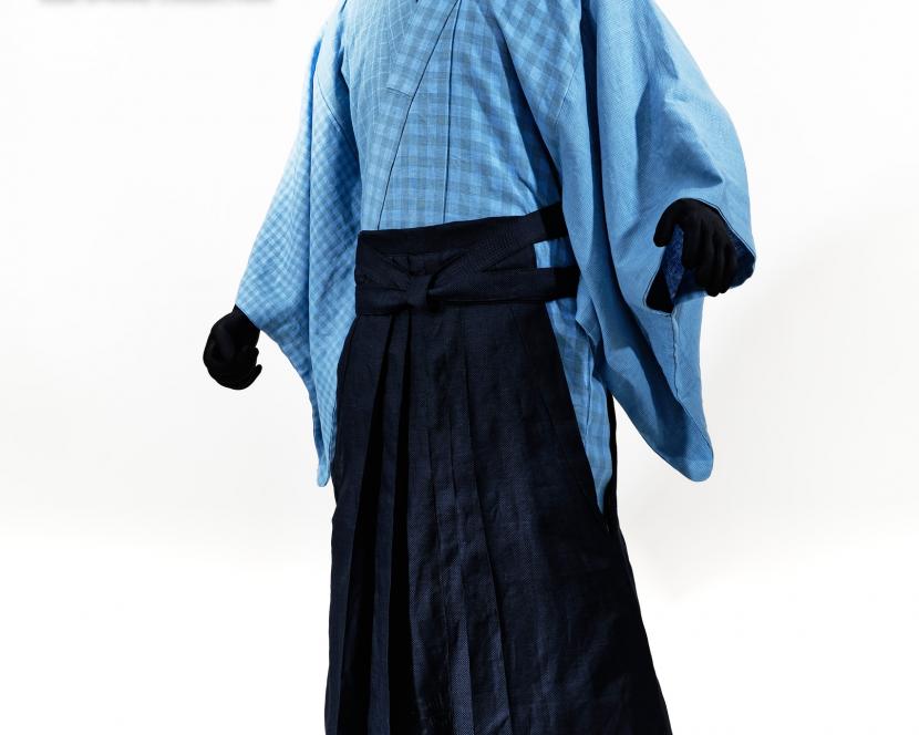 浮世しのぎ小袖+袴