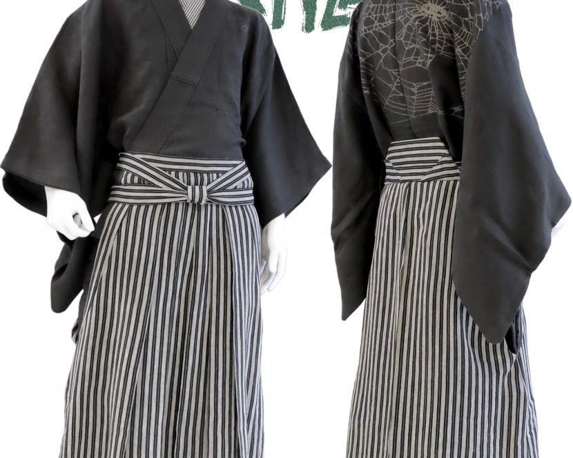 浮世しのぎ小袖+したたり袴